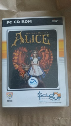 American McGee's: Alice